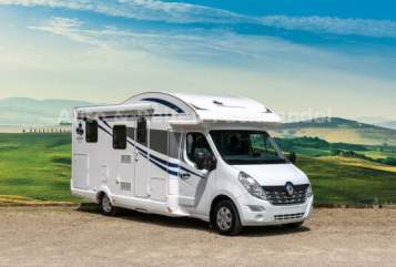 Hire a motorhome in Bad Segeberg from private owners| Ahorn AHORN T660