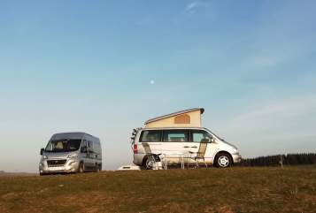 Hire a motorhome in Vught from private owners| Mercedes Benz Marco Polo