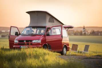 Hire a motorhome in Leipzig from private owners| VW Ulme