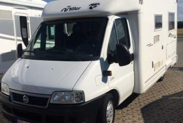 Hire a motorhome in Ratekau from private owners| Fiat Ducato Ernie