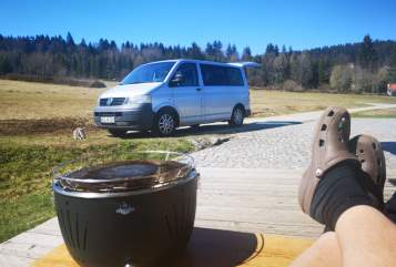 Hire a motorhome in München from private owners| VW Horst
