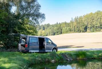 Hire a motorhome in Freising from private owners| VW Lion B
