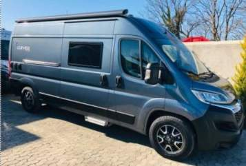 Hire a motorhome in Unna from private owners| Clever Celebration 600