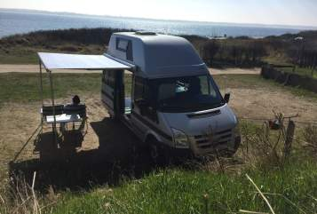 Hire a motorhome in Horst from private owners| Ford Transit  Nuggi