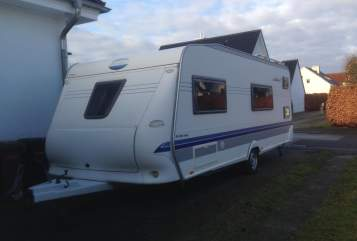 Hire a motorhome in Lübeck from private owners| Hobby  Ostsee-Traum