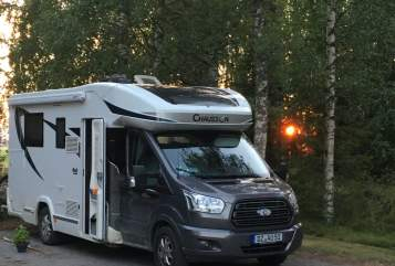 Hire a motorhome in Rackwitz from private owners| Chausson Windjäger