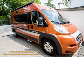 Hire a motorhome in Regensburg from private owners| Fiat Ducato Adriane