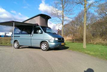Hire a motorhome in Cuijk from private owners| Volkswagen T4 Coach