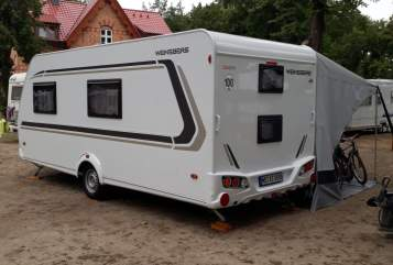Hire a motorhome in Karlskron from private owners| Knaus Weinsberg