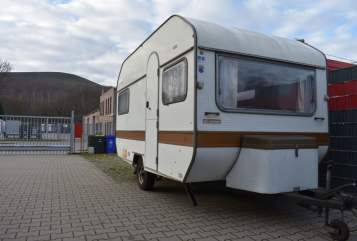 Hire a motorhome in Gladbeck from private owners| Wilk  Wilk Safari 390