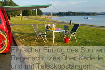Hire a motorhome in Braunschweig from private owners| VW Bolus