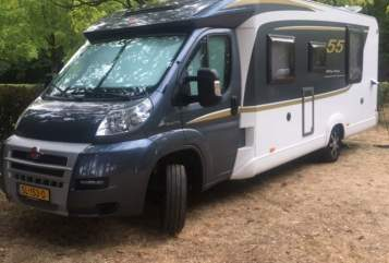 Hire a motorhome in Cuijk from private owners| Bürstner  Tijdvrij