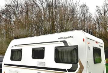 Hire a motorhome in Hünxe from private owners| Weinsberg  Cosy Camping