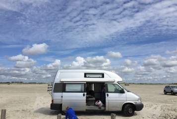 Hire a motorhome in Berlin from private owners| VW Volker