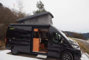 Hire a motorhome in Zimmern ob Rottweil from private owners| Hymer  Zischmobil III