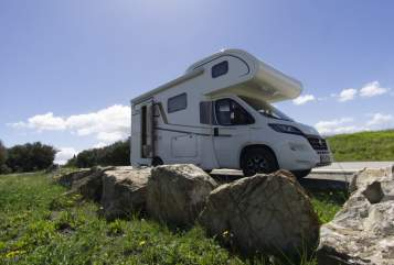 Hire a motorhome in Aachen from private owners| Euramobil Herr Kowalsky