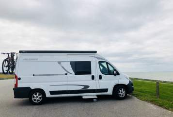 Hire a motorhome in Aschaffenburg from private owners  Weinsberg Dieter