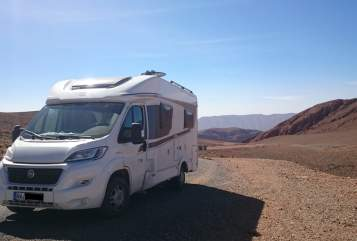 Hire a motorhome in Bad Neuenahr-Ahrweiler from private owners| Carado Caro