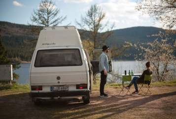 Hire a motorhome in Berlin from private owners  VW Der Bib