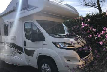 Hire a motorhome in Güstrow from private owners| Fiat XGO Ferdi Magellan