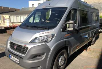 Hire a motorhome in Kreis Iserlohn from private owners  Globecar MiWi 4405