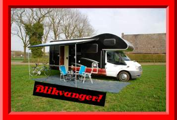 Hire a motorhome in Tilburg from private owners  Ford Rimor 2 katamarano