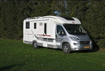 Hire a motorhome in Groesbeek from private owners| Adria  Carpe - diem