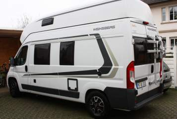 Hire a motorhome in Paderborn from private owners| Weinsberg UlliBulli One