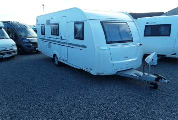 Hire a motorhome in Selent from private owners| Adria  Gandalf