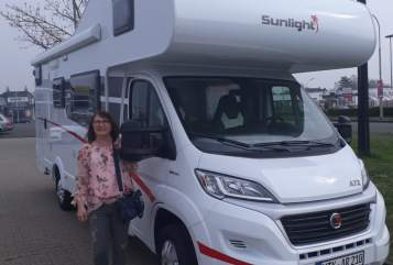 Hire a motorhome in Kelkheim from private owners| Fiat Ducato Reisebär