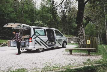 Hire a motorhome in Gratkorn from private owners  VW Freeda