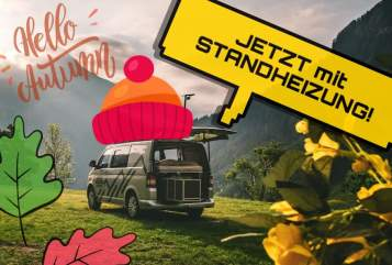 Hire a motorhome in Gratkorn from private owners| VW Freeda
