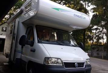 Hire a motorhome in Lüneburg from private owners| Fiat Chauson  Q 222