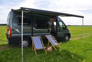 Hire a motorhome in Schramberg from private owners| Pössl Pössl