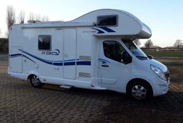 Hire a motorhome in Ostbevern from private owners| Renault  Kokosnuss