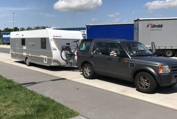 Hire a motorhome in Münster from private owners| Dethleffs Schneckenhaus