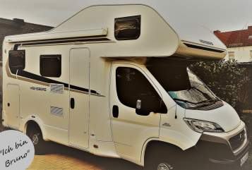 Hire a motorhome in Heringen/Helme from private owners| Weinsberg Bruno