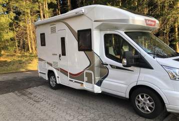 Hire a motorhome in Wipperfürth from private owners| Challenger Villamobil