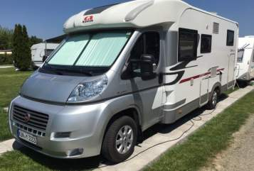 Hire a motorhome in Öhringen from private owners| Adria Coral 670 SL  Markus seiner
