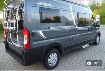 Hire a motorhome in Halle from private owners| PÖSSL WINNIE