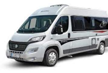 Hire a motorhome in Moosburg a. d. Isar from private owners| Hobby Hobby