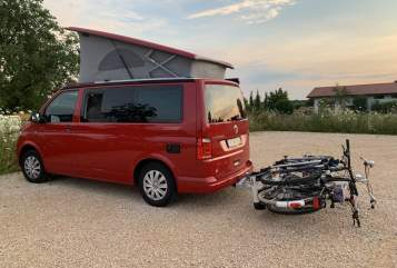 Hire a motorhome in Köln from private owners  VW Rüdiger