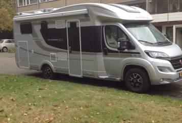 Hire a motorhome in Nijmegen from private owners| Adria Adria matrix