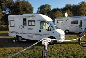 Hire a motorhome in Legden from private owners| Fiat Ducato Fuchsröhre