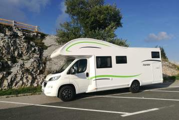 Hire a motorhome in Malching from private owners| Fiat Ducato 2,3 l 130  Forsti 231