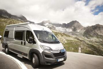 Hire a motorhome in Bottrop from private owners  Pössl Zawomo's P2WP