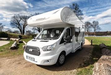 Hire a motorhome in Potsdam from private owners| Chausson Lotti