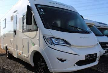 Hire a motorhome in Haßloch from private owners| Forster Dreamliner