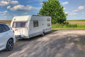 Hire a motorhome in Frohburg from private owners| Bürstner Familytime
