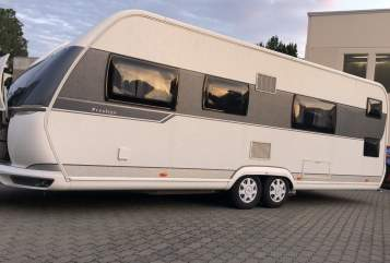 Hire a motorhome in Simmerath from private owners| Hobby Familienhotel